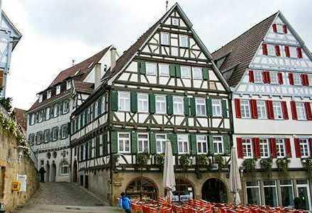 Wohn- und Geschäftshaus am Marktlatz Herrenberg