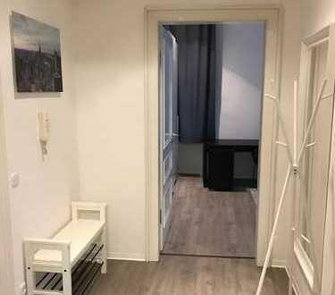 Schöne möblierte 1-Zimmer-Wohnung in Frankfurter Innenstadt