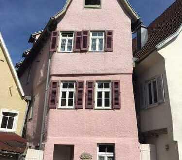 Gepflegte 4,5-Zimmer-Maisonette-Wohnung mit Balkon in der Altstadt von Waiblingen