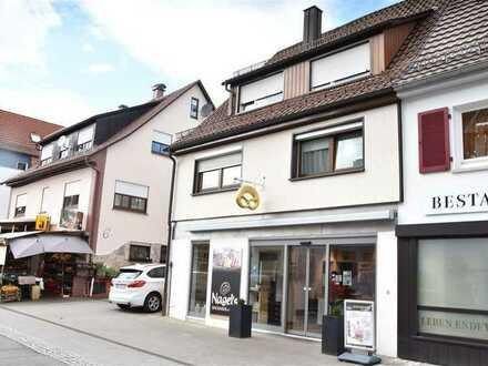 Wohn- und Geschäftshaus in Aidlingen - bevorzugt an handwerklich begabte Leute!