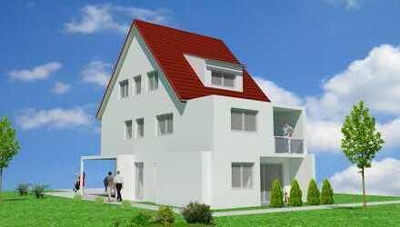 NEUBAU 4,5 Zimmer Maisonettewohnung in Riederich