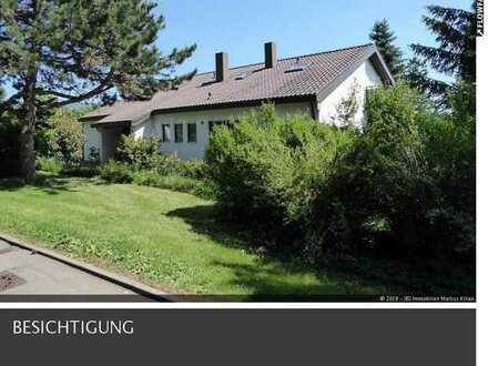 Sehr geräumiges 2-Familienhaus mit großem Garten in absolut ruhiger Lage in Ulm-Böfingen
