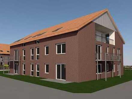 3-Zimmer EG-Eigentumswohnung mit Terrasse & eigenem Garten / KfW-55