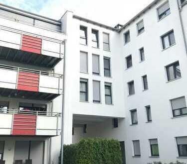 Moderne, zentral gelegene 2 Zimmer Wohnung in Weiden, Nähe Klinikum
