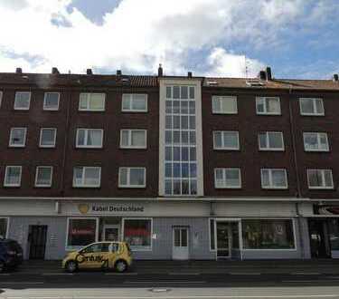 Schöne 3 Zimmer-Wohnung mit Einbauküche und Balkon in Citynähe!