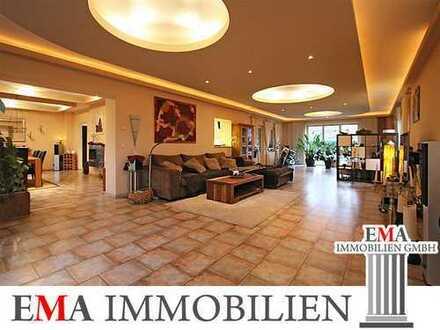 Einfamilienhaus mit großem Grillraum und Swimmingpool