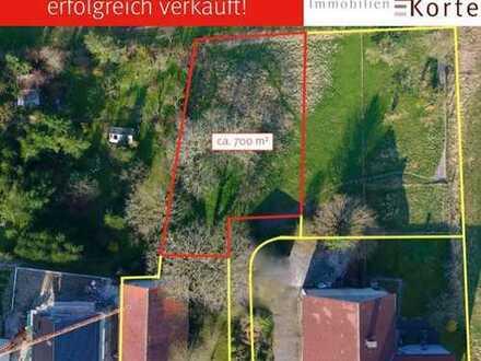 Erfolgreich verkauft, gut geschnittenes Grundstück, in Borchen-Dörenhagen