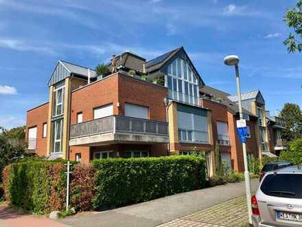 !! NEU !! DG.-Wohnung mit sonnigem Balkon in Fusternberg