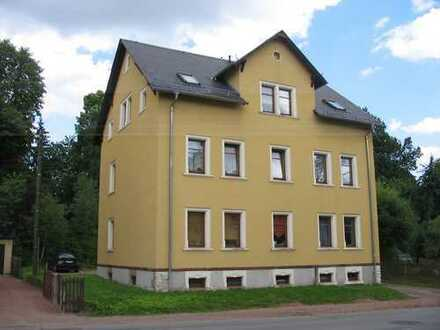 Wohnen im Grünen am Rande der Stadt Chemnitz