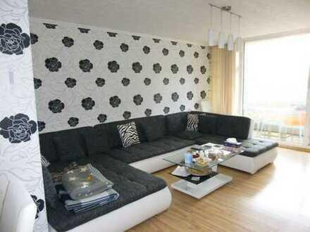 Modern möblierte 3-Zimmer-Wohnung in Taufkirchen