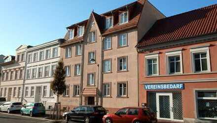 Ansprechende 2-Zimmer-Wohnung mit Balkon und EBK in Greifswald Hansestadt