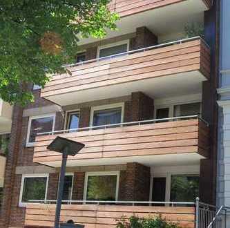 Sonnige 3 Zimmer-Wohnung mit großem Balkon in 1a-Lage Schwachhausen