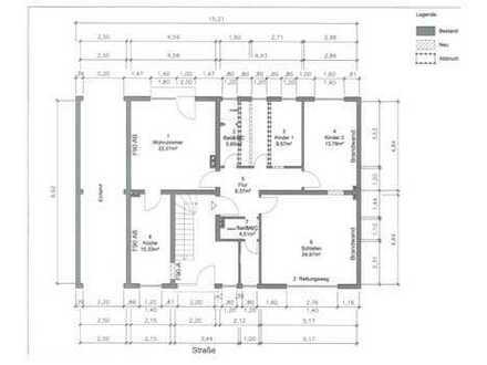 4-Zimmer-Erdgeschosswohnung in Uni-Nähe Essen