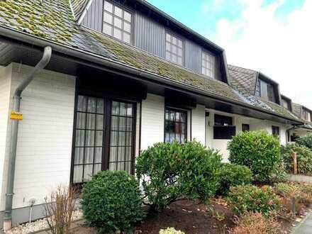 Gepflegte 2 Zimmer Eigentumswohnung mit Garten in bester Lilienthaler Lage