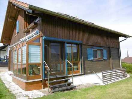 Holzhaus in ruhiger Wohnlage in Geigant