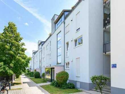 DAWONIA - Langfristig vermietete 4,5-Zimmer-Wohnung mit Garten