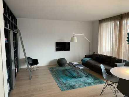 Hochwertige 3-Zimmerwohnung in Winterhude direkt am Osterbekkanal - von privat