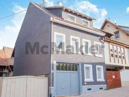Ein Traum für Familien: Attraktives EFH mit Innenhof und Balkon in ruhiger, zentrumsnaher Lage