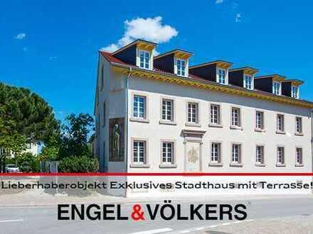 Lieberhaberobjekt in Deidesheim: Exklusives Stadthaus mit Terrasse!