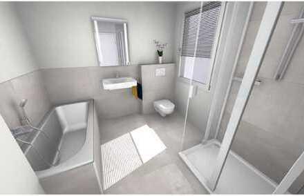 Renovierte 3,5-Zimmer-Wohnung mit Terrasse in Nassau