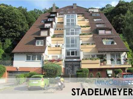 Keine Wohnung von der Stange... außergewöhnliche Maisonettenwohnung in bevorzugter Lage