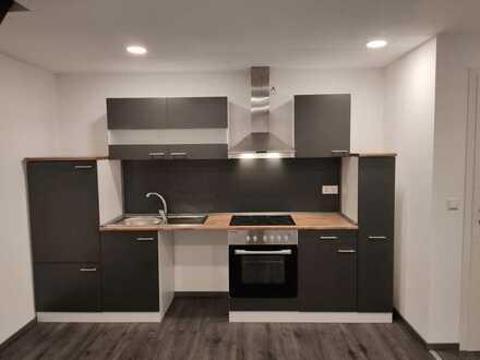 Erstbezug nach Sanierung mit Einbauküche: stilvolle 2-Zimmer-Wohnung in Freudenstadt