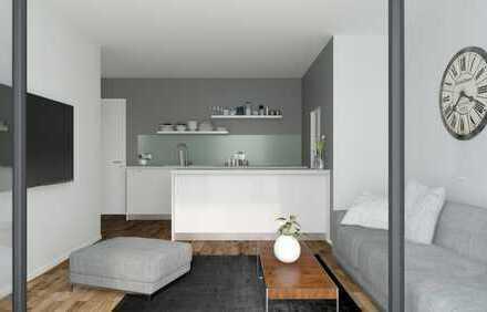 Wohnungen mit Charme: 3-Zimmerwohnung zum Erstbezug!