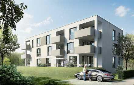 Erstbezug mit Einbauküche und Balkon: freundliche 4-Zimmer-Wohnung in Bad Urach