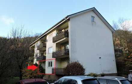 1 Zimmer Apartment - Erdgeschoss