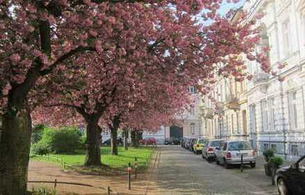 Gepflegte 3-Zimmer-Wohnung mit Balkon und Einbauküche in Krefeld