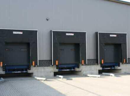 """""""BAUMÜLLER & CO."""" - Nähe A3: ca. 5.000 m² Hallenfläche - Rampen-/ebenerdige Andienung"""