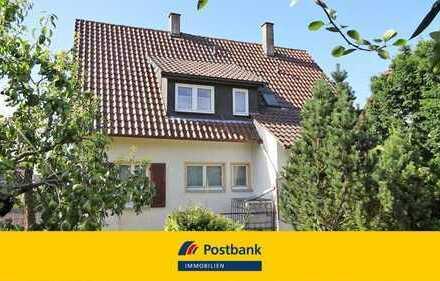 Zweifamilienhaus mit Potential und großem Grundstück in Bad Rappenau Bonfeld