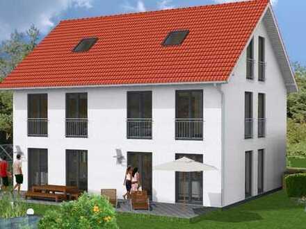 Klassisch, kompakt und mit optimalen Raumangebot - Doppelhaushälfte in Puchheim - Bahnhof