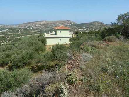Ferienhaus - Landhausvilla auf Kreta in der Nähe von Heraklion