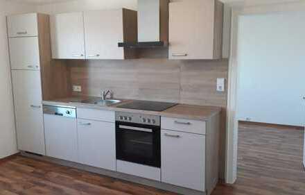 Modernisierte 3-Zimmer-Wohnung mit Einbauküche in Amberg