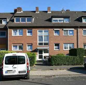 Sonnige 68 qm! 3 Zimmer plus Südbalkon. Schön gelegen in Pulheim-Brauweiler.