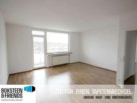 Idyllisch und Ruhig! Schöne Etagenwohnung mit zwei Balkonen in ehemaliger Opel-Siedlung!