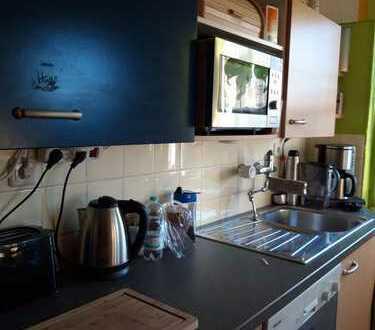 3-Zimmer Wohnung mit zwei Balkonen und Einbauküche