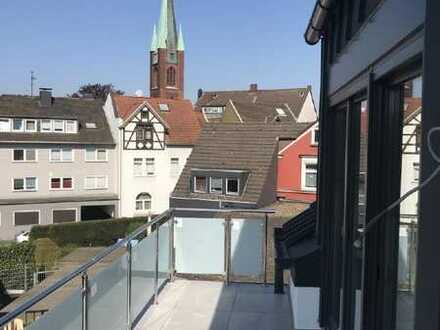 ERSTBEZUG: 3 1/2 Raum Mietwohnung mit Balkon