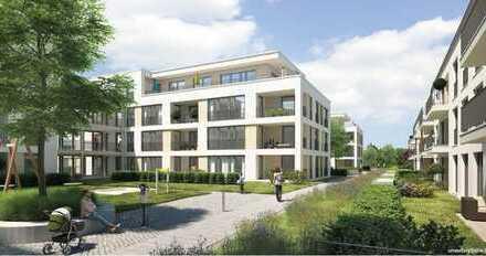 Fairmieten - Erstbezug in sonniger Lage: Exklusive Neubauwohnung mit Balkon in Ladenburg