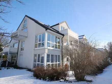 Wunderschöne DG-Wohnung mit Galerie in Waldtrudering