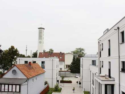 Kandel: Aufwendig sanierte Maisonette Whg. mit Balkon