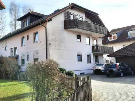 Attraktive Wohnung in schöner Siedlungslage...