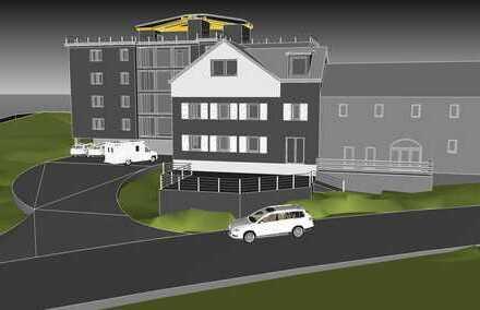 Grundstück an der Pöhl-Talsperre für die Realisierung eines Mehrgenerationenhauses mit 14 Wohnungen
