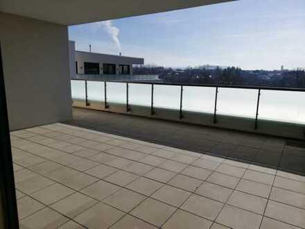 Penthouse mit eigenem Aufzugzugang