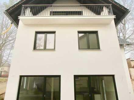 Neubau Maisonette in Birkenwerder mit Terrasse und Garten