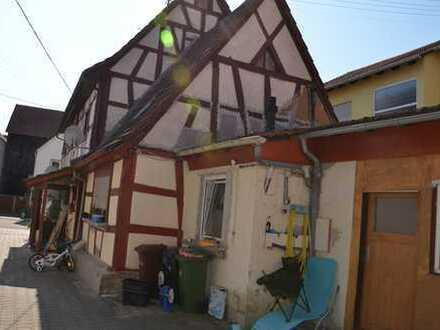 Fachwerkhaus in Hatzenbühl