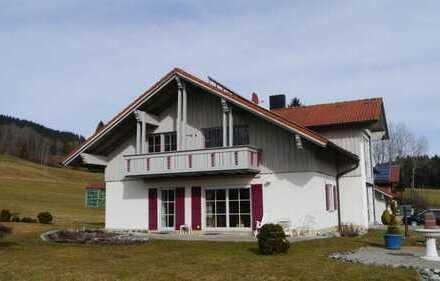 3 Zimmer Dachgeschoß- Wohnung in Weitnau/Allg.-Landidylle-