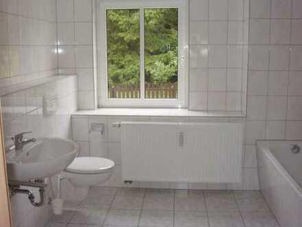 Tageslichtbad mit Badewanne - Balkon - große Räume zum Wohlfühlen!