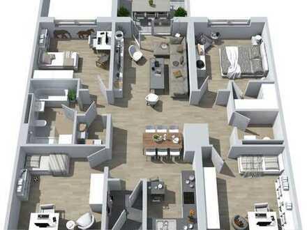 """123m² """"Komfortzone"""" - Ihre Eigentumswohnung mit Terrasse und großen Garten"""